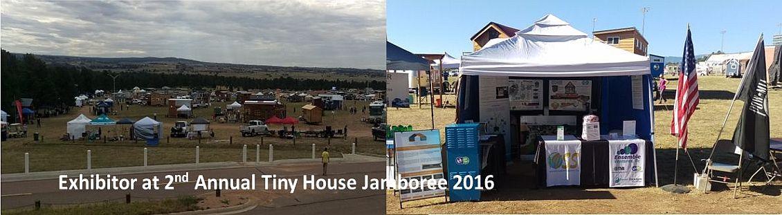 Tiny House Jamboree 2016